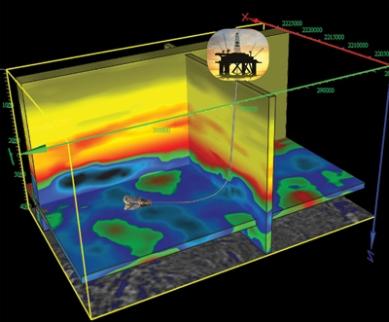 Quantitative 3D pressure data can improve well design and drilling risk management